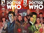 DOCTOR WHO #1 from Titan Comics by PaulHanley