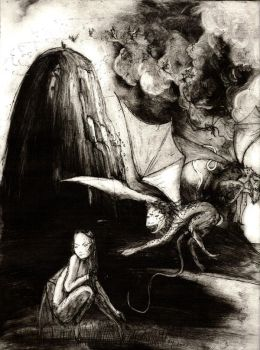 Etching by SushiLoo