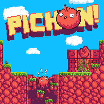 Pichon - Steam Logo by NoidEXE