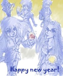 Happy New Year 2010 by Claudia-C18