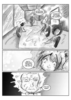 webcomic page 10/by Flash SG by 06flash