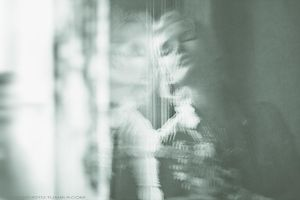 we be sad.. alone with him.. of a blind window III by Nodvikoff