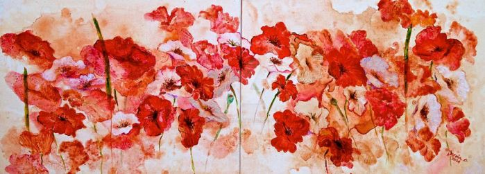 Poppies by j0rosa