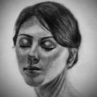 Portrait drawing 49 by nerdfighter17