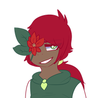 Poinsettia by royalraptors