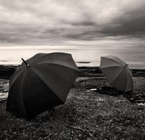 Two umbrellas...II by denis2