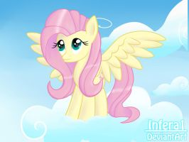 Yet Another Fluttershy drawing by Infera1