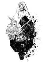 Balance of the Force by maikymAik