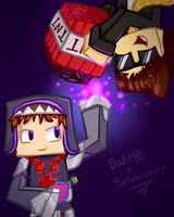 Bodil40 and SetoSorcerer by GLaDkirby7