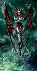 Shy Succubus by Candra