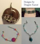 Jewelry Designs by AngeliqueArtistry