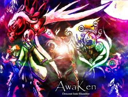AwaKen: The Dark Fantasy by AxisofDestruction