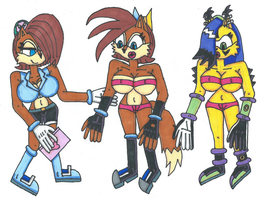 Request Fusion dolls by Power1x