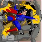 Superwoman x2 by rogelioroman by THE-Darcsyde