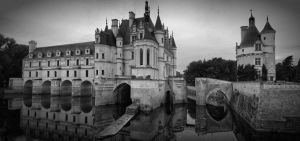 Chenonceau by rhipster