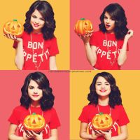 Selena Gomez Halloween by MissJanePattinson