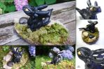 Toothless Sculpture 2 by TsaoShin