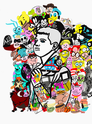 Self Portrait Collage/Compilation by tcr11050