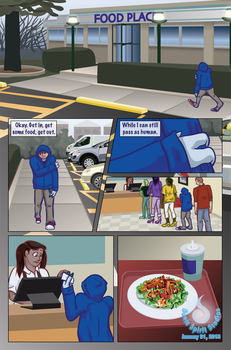 The New Normal - Prologue Page 1 by SonicSpirit128