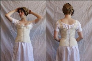 Corded Corset by ColeV
