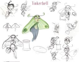 Tinkerbell by kayjkay