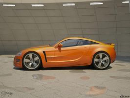 Audi aQa version-2 3 by cipriany