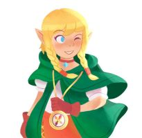 Linkle! by sirenami