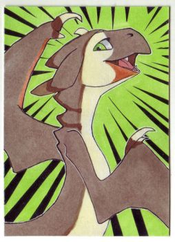 [ACEO] RajahACEO by Diaminerre