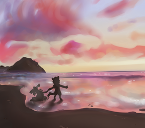 Practice: Sunset by Snapinator