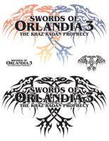Swords of Orlandia 3 Logo by damon-gear