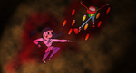 Dimension Wars- Kiyoshi vs Phil by Thesimpleartist4