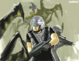 Starship Troopers by DNMNY