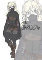 Charadesign by Savonnette