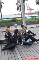 APH:POLICE by fullmetalflower