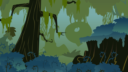 The Everfree Forest by Tajarnia