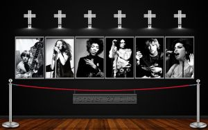 Forever 27 Club by LeWelsch