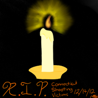 R.I.P. Connecticut Shooting by DeviousAngel5216