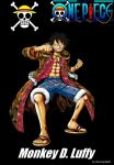 Monkey D. Luffy (Log) by sturmsoldat1