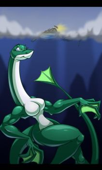 RotGoH: Lochness Monster by ChadRocco
