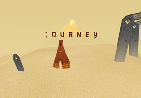 Journey De-make PS1 by wallmasterr