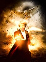 Fury Of A Timelord - Doctor Who - Update by YoungPhoenix3191