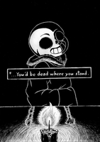 You'd be dead where you stand. by Lili-Nyklova