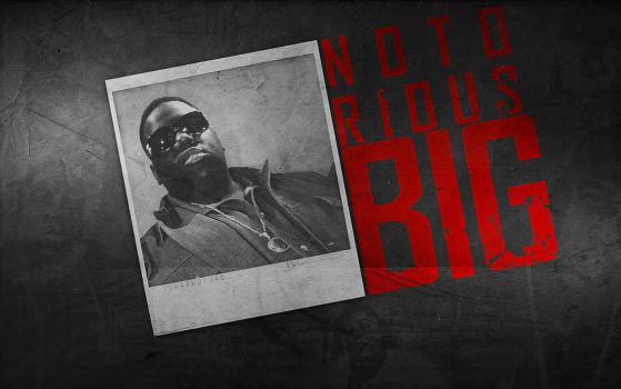 Notorious B.I.G. by kty-3