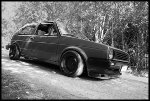 MK2 on the move by dafour