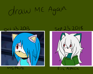 Who doesnt love a redraw by Lousweet
