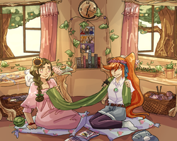 junipers room by omoulo