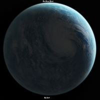 Storm Planet by Josif
