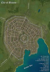 City of Broons by Sapiento