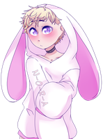 [Gift] ! Bunny Ink ! by Rinn-y
