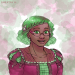 Fancy Holly by ErinPtah